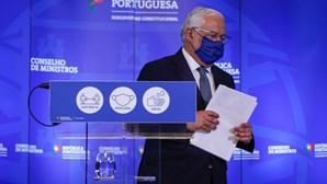 """""""Este infelizmente não é ainda o tempo do desconfinamento"""", diz Costa"""