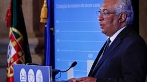 """António Costa assume """"base científica mais sólida"""" para tomar decisões sobre plano de desconfinamento"""