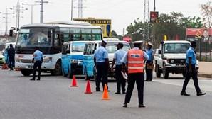 Taxistas de Luanda suspendem greve ao verem satisfeitas 60% das reivindicações