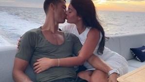Georgina Rodríguez e Cristiano Ronaldo já tentam quinto filho