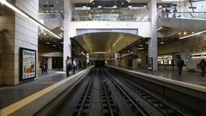 Três jovens roubam homem e fogem para o metro em Odivelas