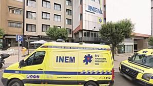INEM sem vacinas contra a Covid-19 para enfermeiros e tripulantes