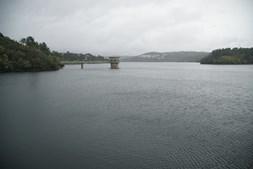 Barragem de Castelo de Bode está com 84% da sua capacidade