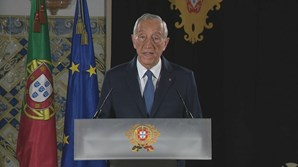 O Presidente da República, Marcelo Rebelo de Sousa, anunciava, no início de dezembro, 'um regime menos rigoroso' para o Natal