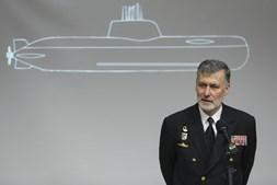 Vice-almirante Gouveia e Melo