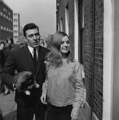 Reggie Kray e Frances Shea