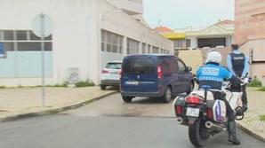 Arguidas chegam ao tribunal de Portimão