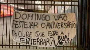 Críticas não param contra direção do Benfica