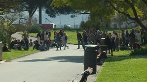 Manifestação contra o uso de máscara junta mais de 100 pessoas em Belém
