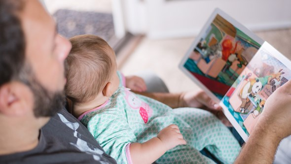 Histórias para ler aos seus filhos durante o confinamento