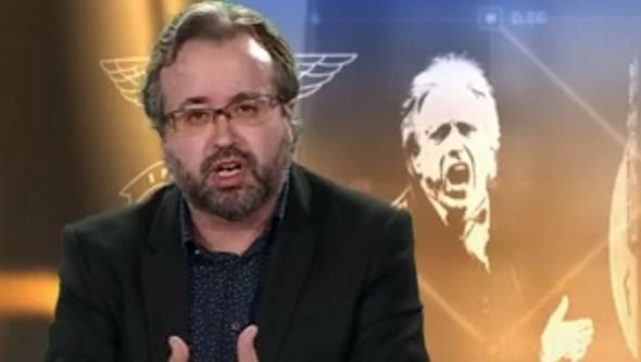 """Vítor Pinto: """"Luís Filipe Vieira não vai espetar faca em Jorge Jesus"""""""
