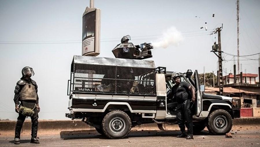 PJ guineense deteve dois médicos que atenderam ativista falecido na sexta-feira