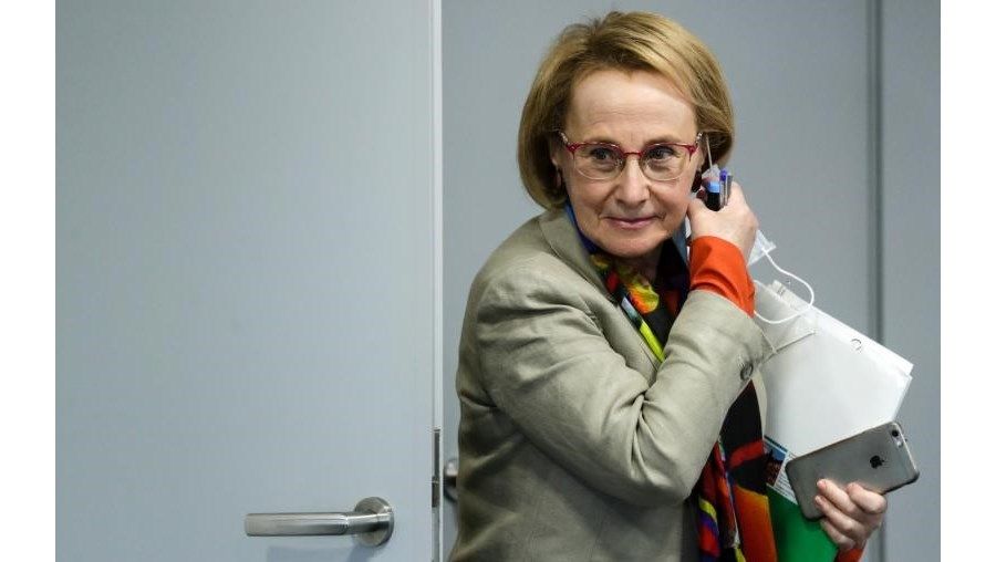 Graça Freitas, atual diretara-geral da saúde