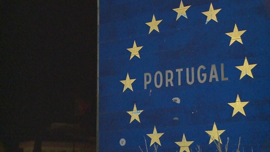 Fronteira de Portugal