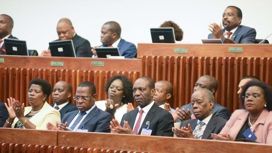 Assembleia da República de Moçambique