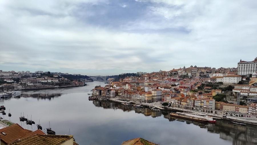 Rio Douro e zonas ribeirinhas de Porto e Gaia