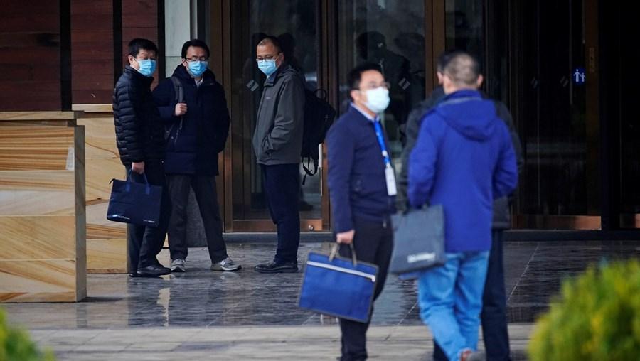 Investigação da OMS em Wuhan