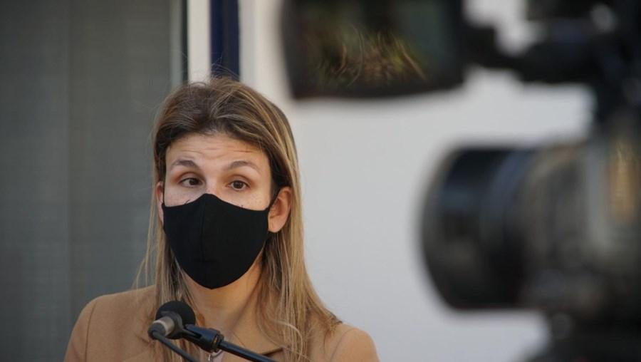 Ana Sofia Antunes, secretária de Estado para a Inclusão