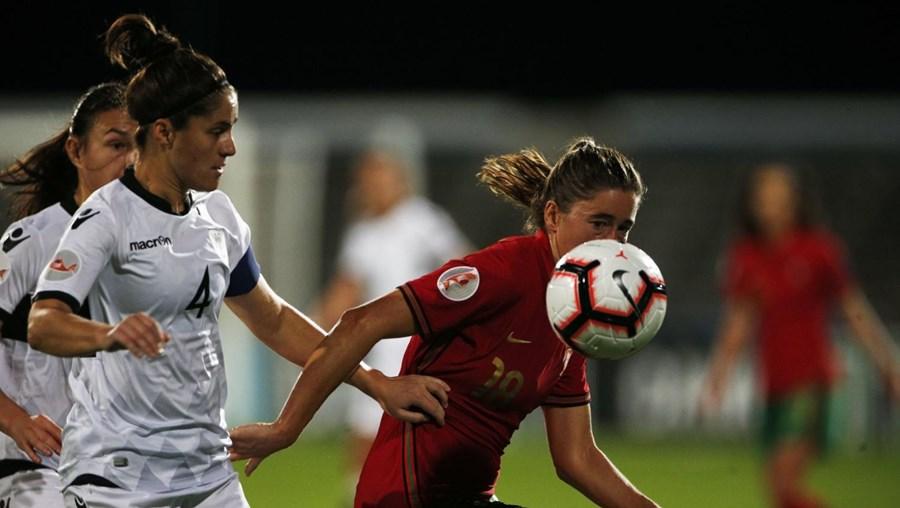 Carolina Mendes diz que Portugal precisa da sua 'melhor versão' para ganhar no apuramento para o Europeu de 2022