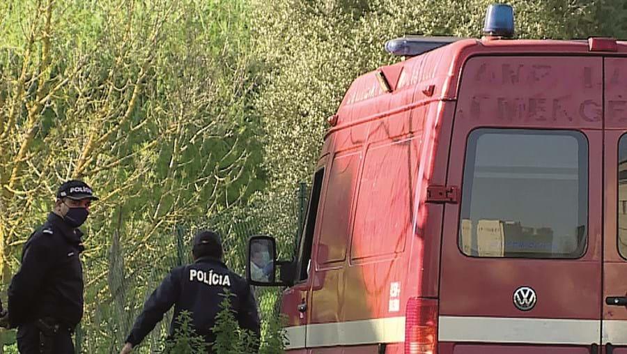 Polícia Judiciária e PSP estiveram no local onde foi encontrado o corpo da vítima, no Parque José Gomes Ferreira, em Alvalade. Foram encontrados uns óculos