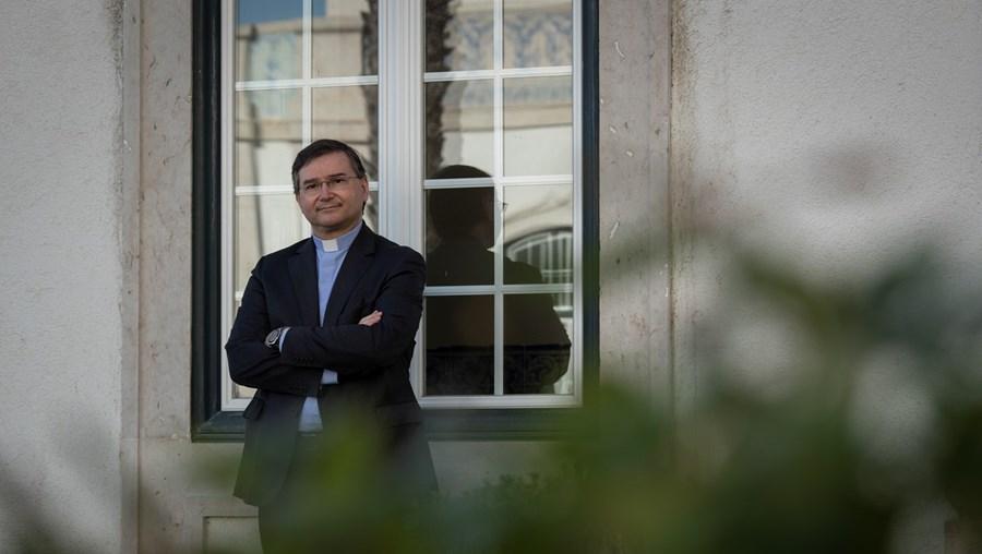 "D. Américo Aguiar: ""Estou convencido de que o pós-pandemia trará muitas coisas novas"""