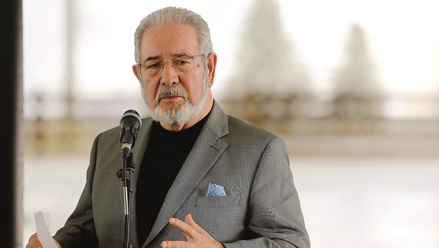 Isaltino Morais, presidente Câmara Municipal de Oeiras