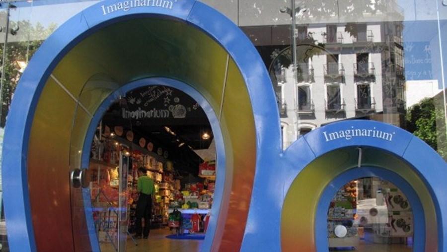 Loja Imaginarium em Madrid