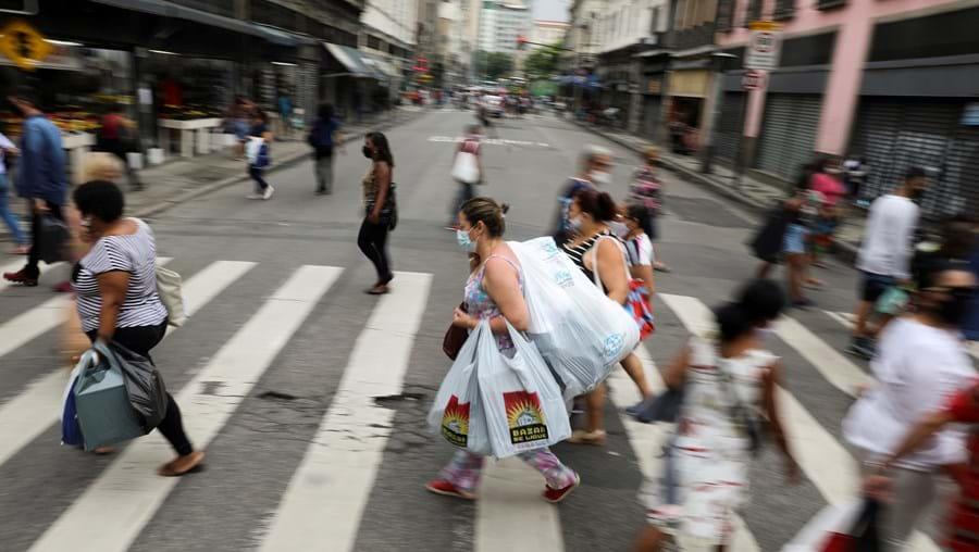Brasil chegou às 10 milhões de infeções por Covid-19