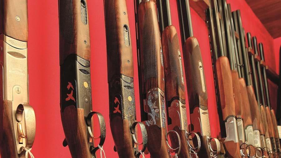 Maioria do milhão e meio de armas legais existentes em Portugal são espingardas de caça