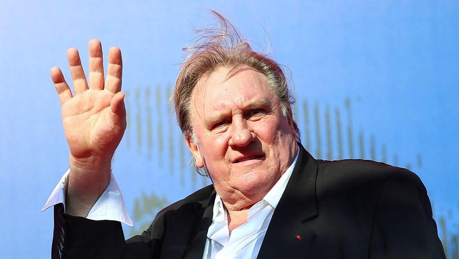 Gérard Depardieu nega quaisquer acusações relacionadas com este caso, que remonta a 2018