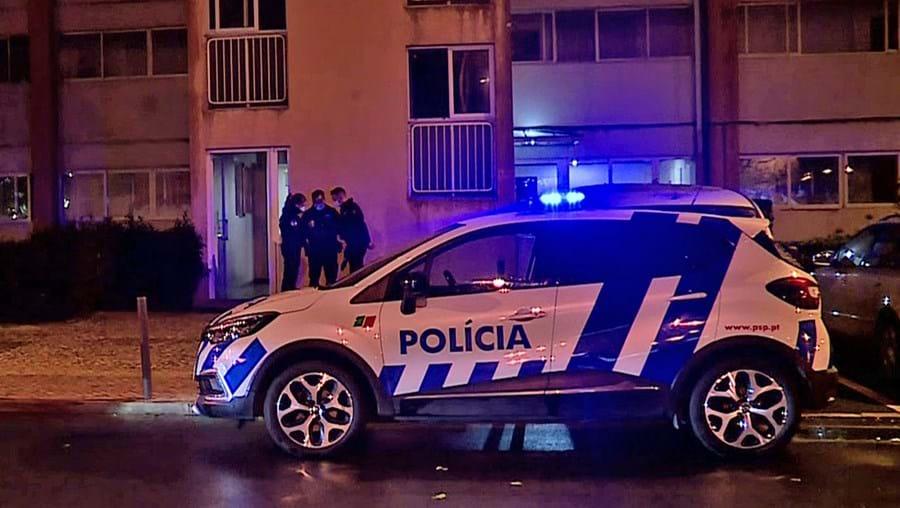 Viatura da Polícia não sofreu danos