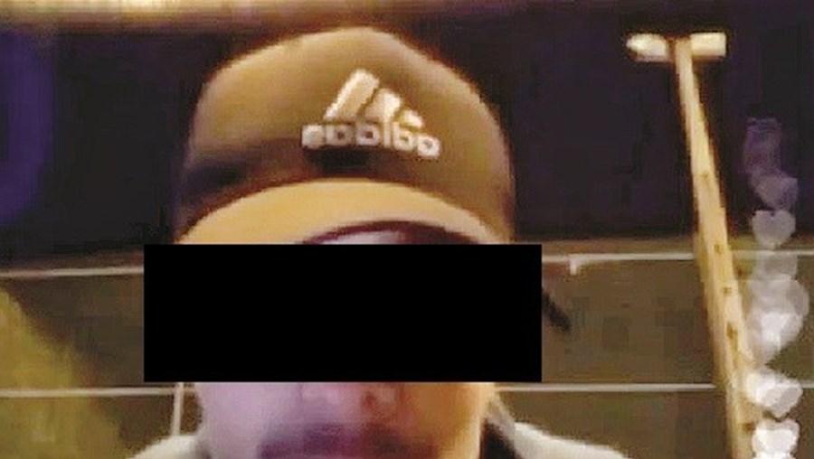 Jovem gaba-se em direto de ter violado colega em Viseu