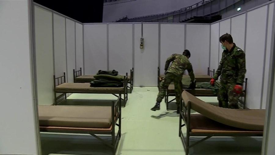 Estrutura de Apoio de Retaguarda do Centro de Saúde Militar de Coimbra (EAR-CSMC)