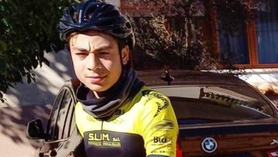 Giuseppe Milone, de 17 anos, foi atropelado mortalmente por um camião