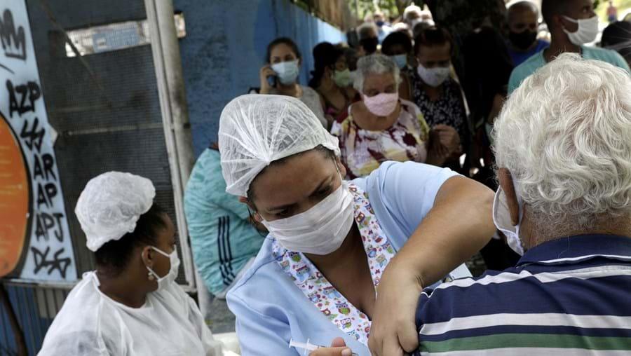 Vacinação da Covid-19 no Brasil
