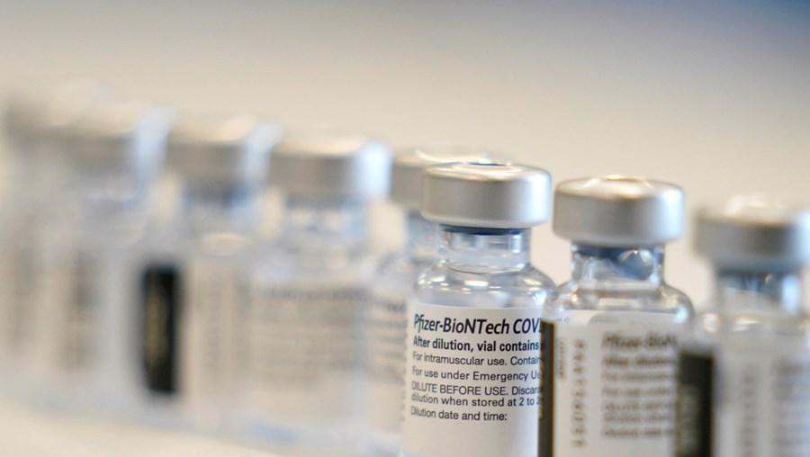 Doses da vacina da Pfizer contra a Covid-19