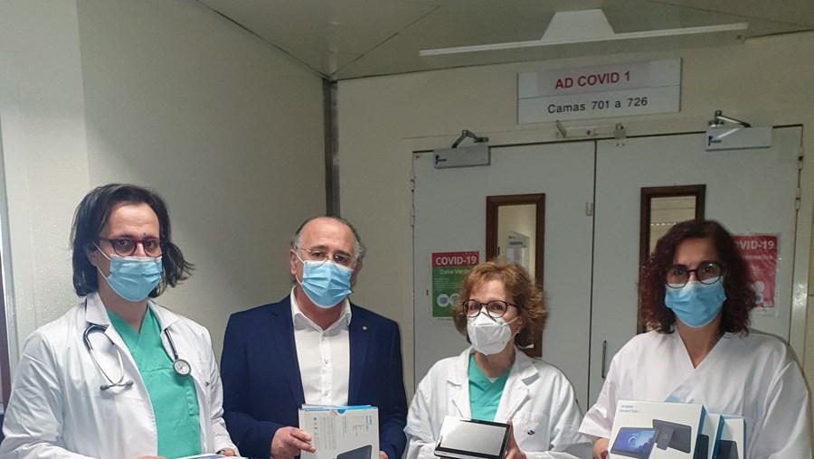 Projeto combate isolamento social de doentes