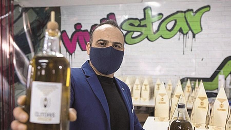 Marco Dias criou marca