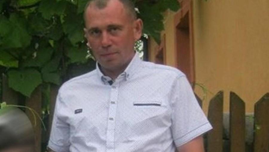 Ihor Homeniuk tinha 40 anos e foi brutalmente espancado