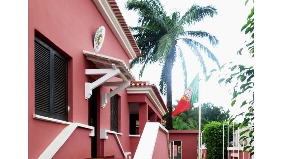 Embaixada de Portugal na Guiné-Bissau