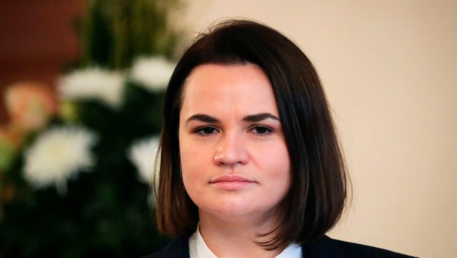 Svetlana Tikhanovskaya, Líder da oposição na Bielorrússia