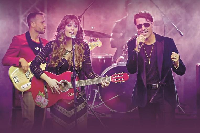 Filipa Nascimento e Ricardo Pereira são dois dos atores em destaque em 'Amor Amor', nova telenovela de horário nobre da SIC, que aborda o mundo da música