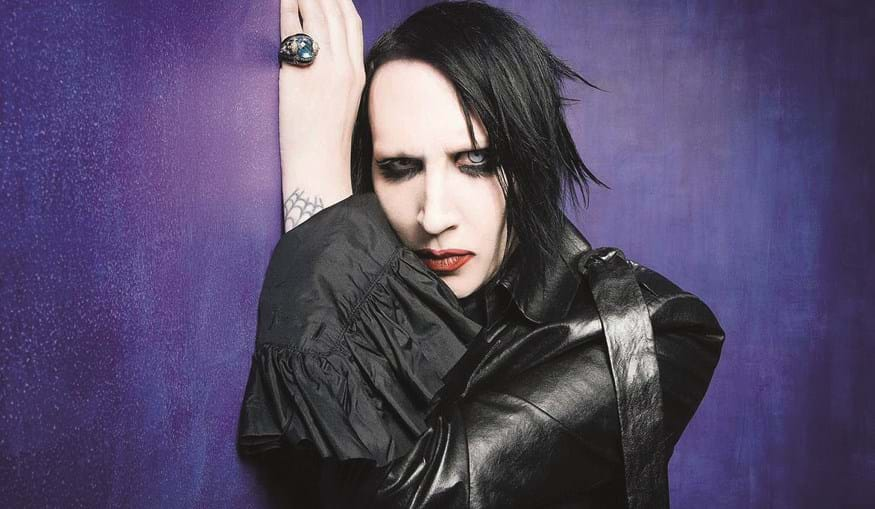 Marilyn Manson tem estado, desde o início do mês de fevereiro, no centro de um furacão de acusações