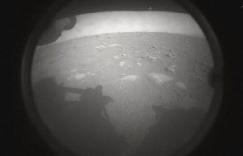 'Perseverance' já aterrou em Marte