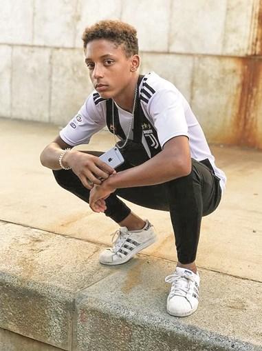 Lucas Miranda tinha 15 anos