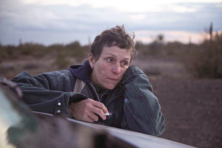 'Nomadland' com Frances McDormand