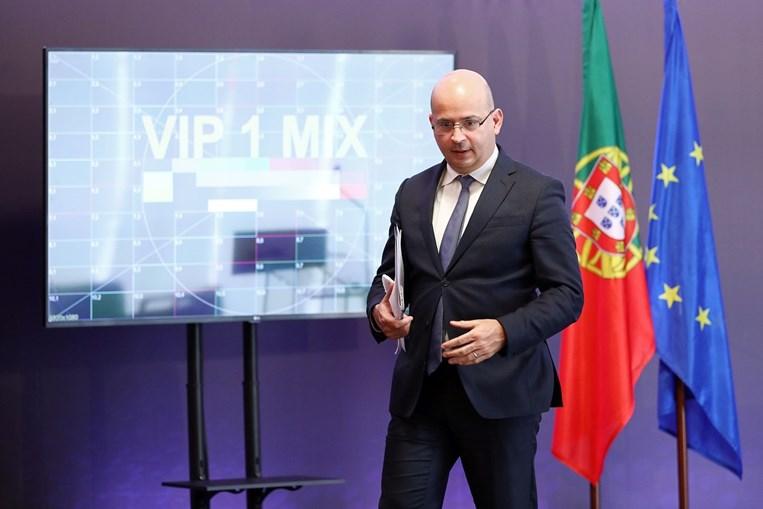 João Leão, ministro das Finanças, viu a receita fiscal baixar drasticamente