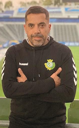 Rodolfo Vaz, ex-diretor desportivo sadino