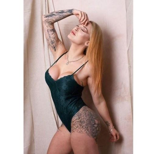 Tracy Kiss