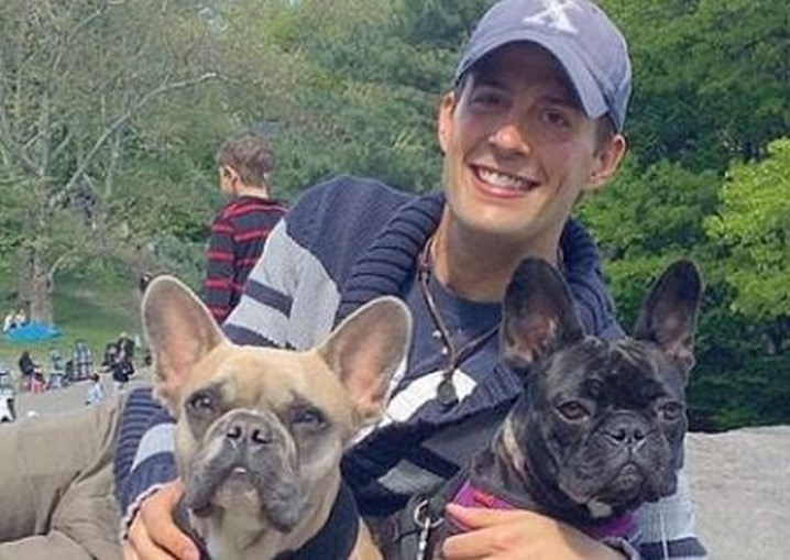 Ryan Fischer, cuidador dos cães de Lady Gaga